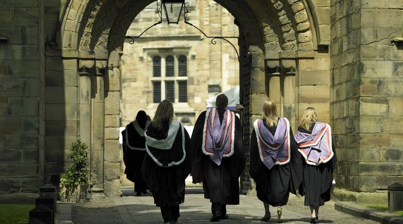 Durham University holds graduation ceremony online for second year in a row
