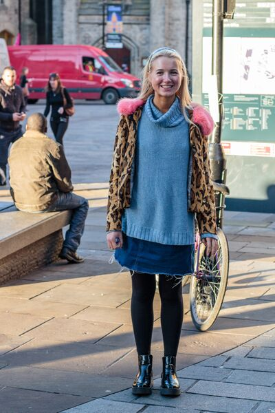 Street Style Image 2
