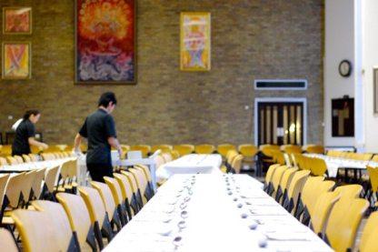 VM Dining hall