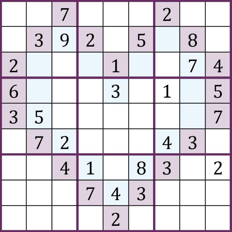 Valentine's Sudoku image