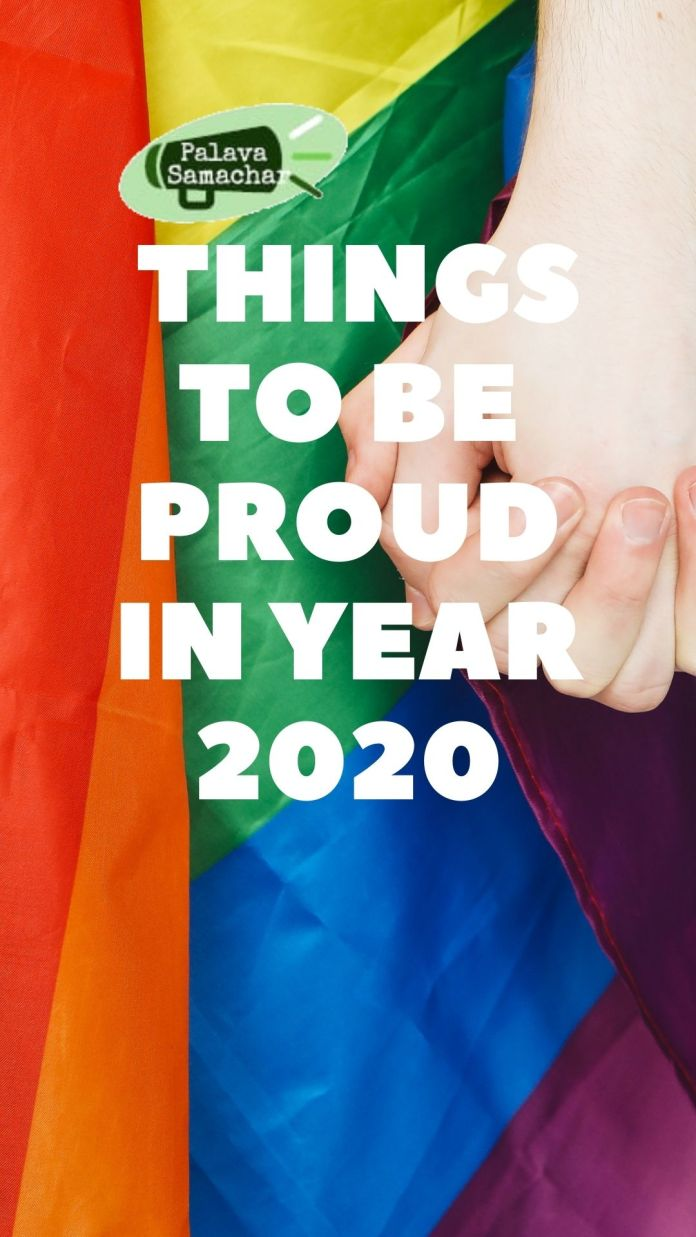 Things to be proud of India in 2020