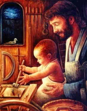 Terço da Recompensa de Deus para nós.