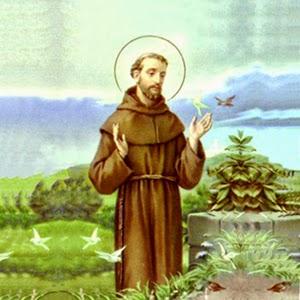 Oração a São Francisco de Assis
