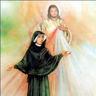 Oração para pedir graças por intercessão de Santa Faustina