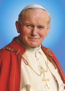 Oração pedindo a intercessão de João Paulo II