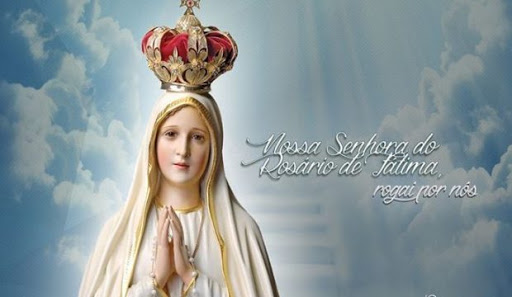Santo do dia 13/05- Nossa Senhora de Fátima