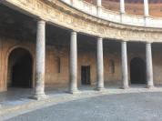 Palácio de Carlos V, na Alhambra