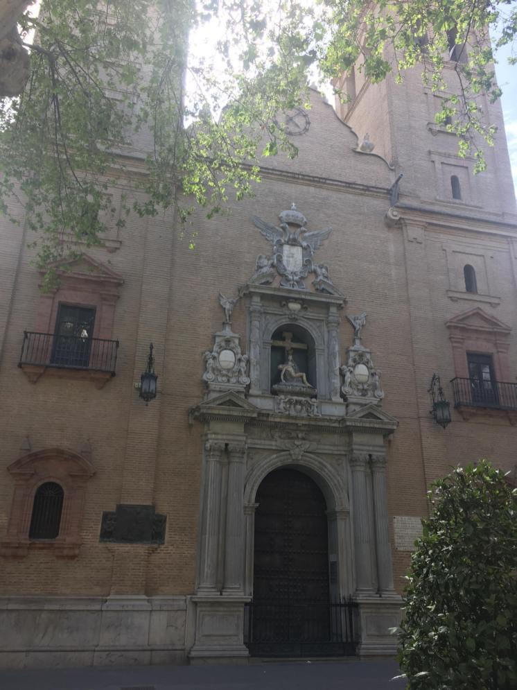 Igreja da Virgen de las Angustias