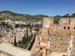 Ruínas de Alhambra