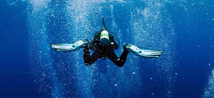 PADI Advanced Open Water Course - Nitrox