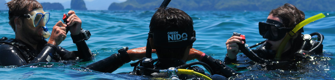 PADI Discover Scuba Diving - El Nido