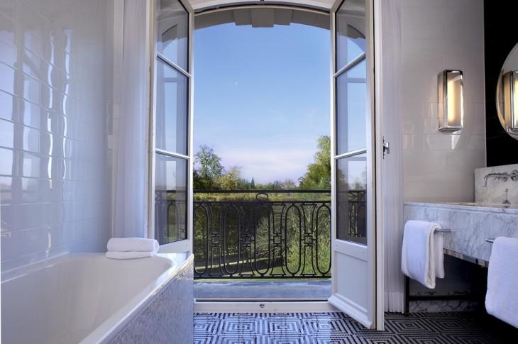Palazzani hotel trianon palace versaille