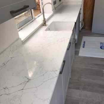Quartz Stone Kitchen Worktops