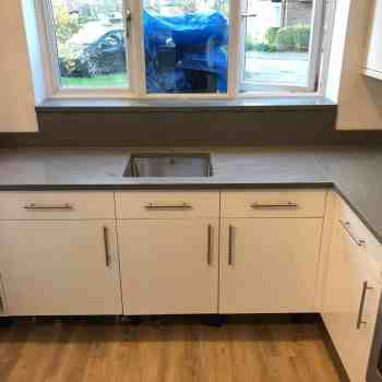 Kitchen worktops options