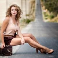 Claudia Gerini stupisce su Playboy