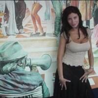 Grazia Morelli (Mariagrazia Morelli), modella Made in Brass