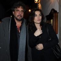 Vanessa Gravina e l'attore Edoardo Siravo, due ex al bacio!!!