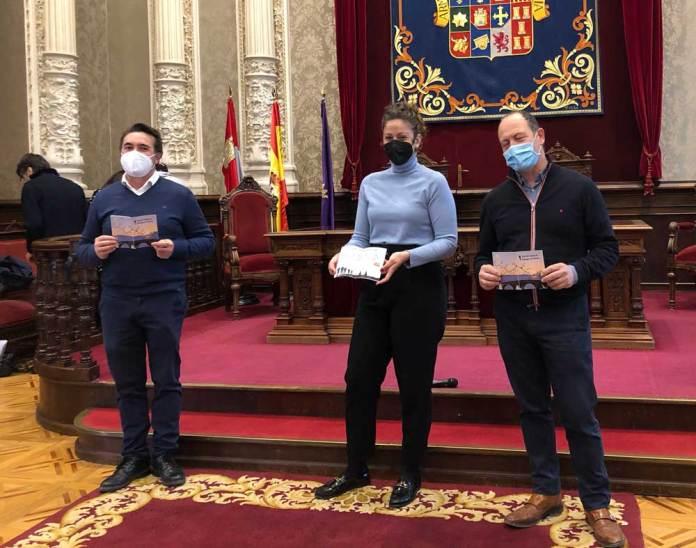 presentación en frómista de la nueva guía del camino de santiago en palencia