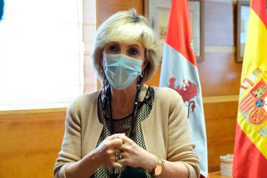 Verónica Casado, ha defendido que la vacuna de AstraZeneca es