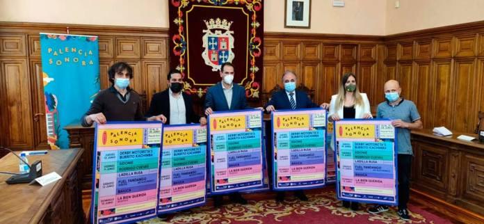 Presentación Festival Palencia Sonora 2021