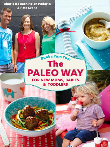 Paleo Way Bubba Yum Yum Cover
