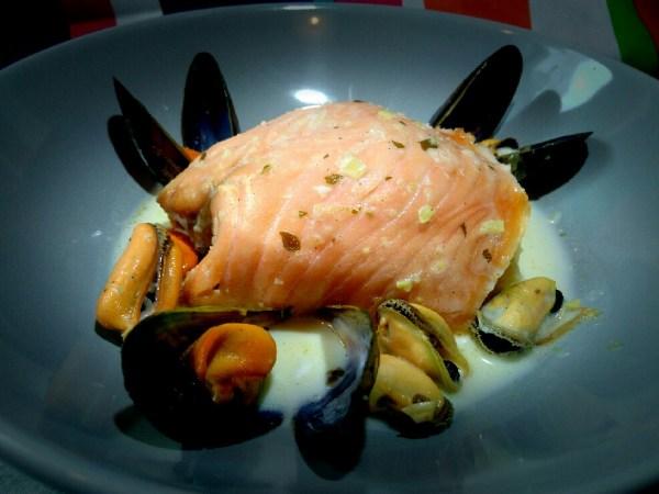 paupiette de saumon