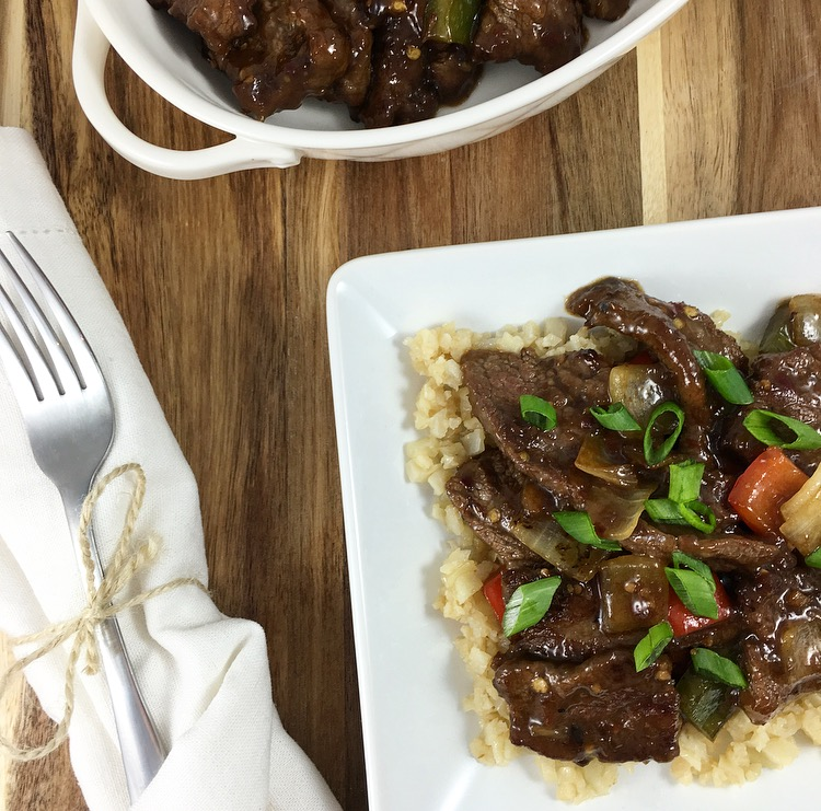 Whole30 Mongolian Beef: Better Than Takeout