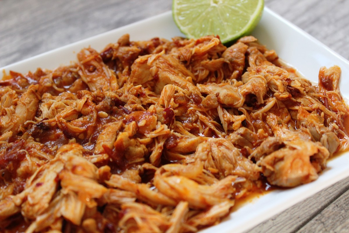 Mexican Shredded Chicken: 15 Minute Instant Pot Meal & Slow Cooker Instructions