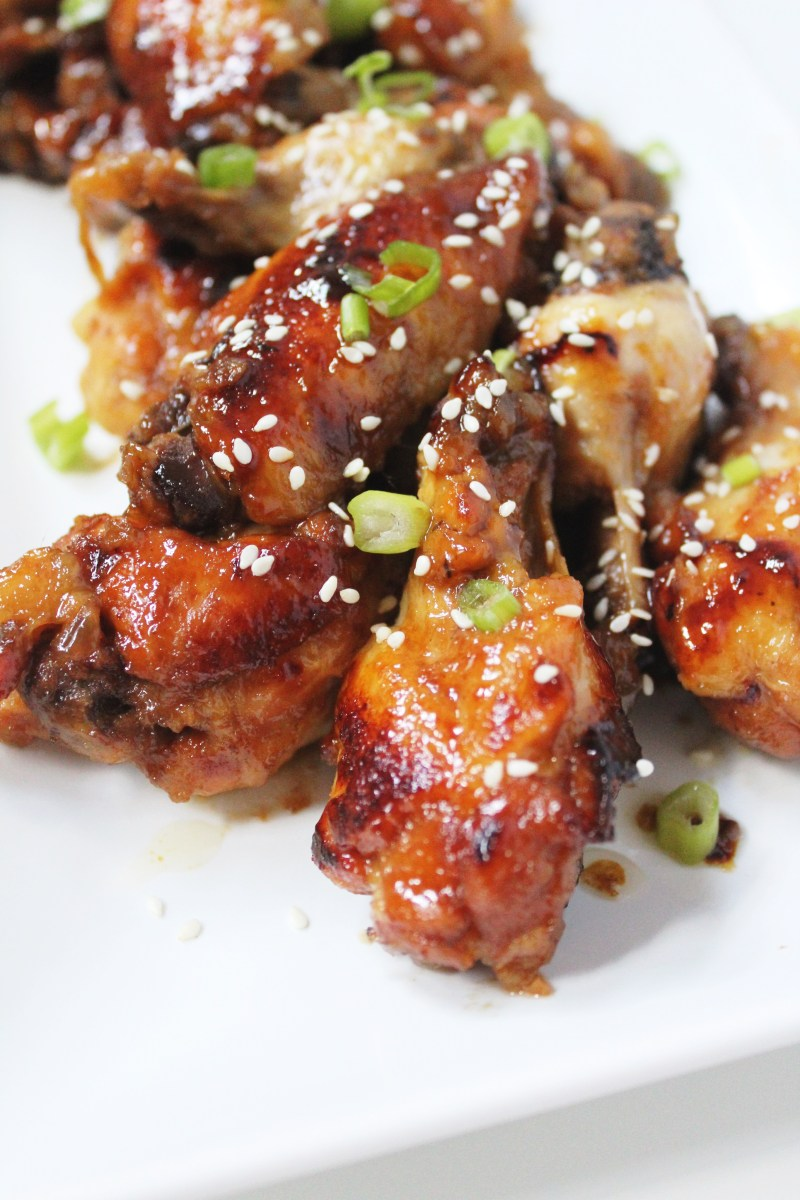 Honey Lime Chicken Wings: Paleo Wings in Your Instant Pot