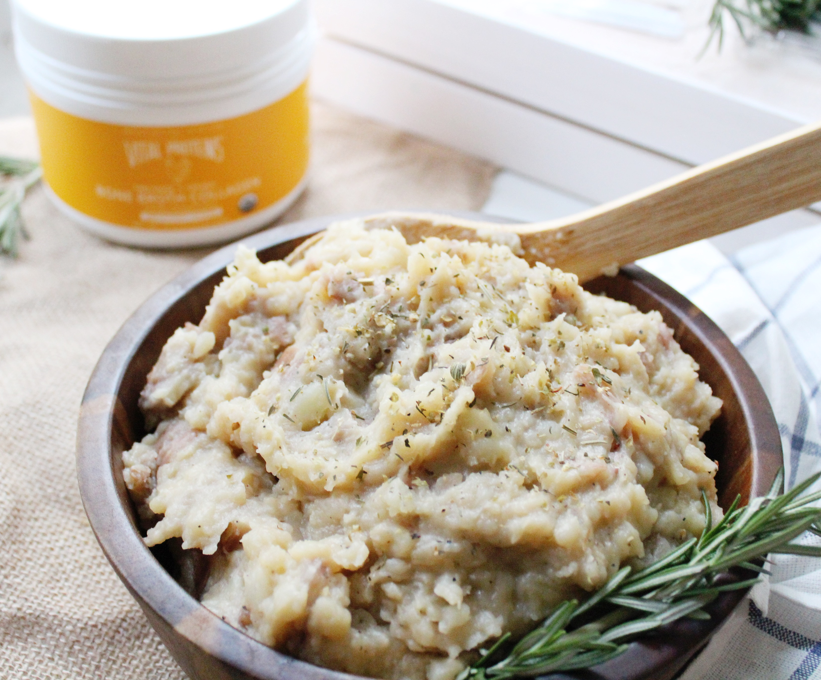 Best Ever Chunky Mashed Potatoes: Whole30 6 Minute Instant Pot & Stovetop Instructions