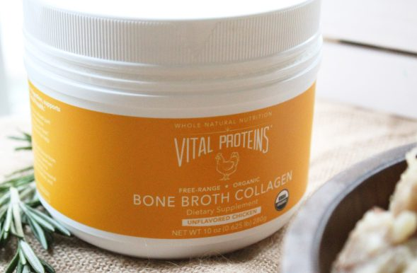 vital proteins bone broth collagen