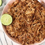 Paleo Instant Pot Carnitas (Whole30, Gluten-Free)