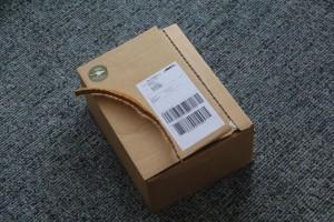 leichtes Öffnen des Paketes