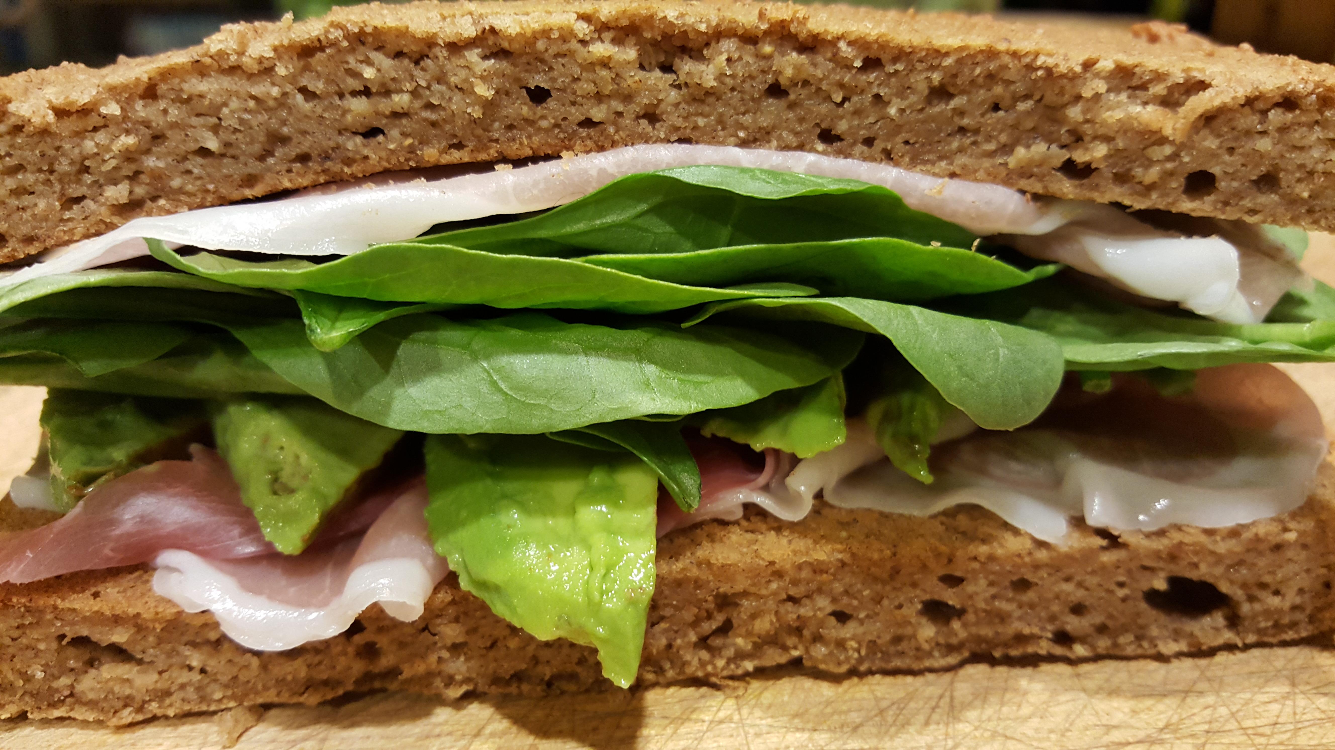 AIP Sandwich Bread 1
