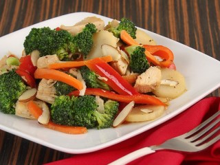 Paleo Chicken & Broccoli Stir-fry Recipe