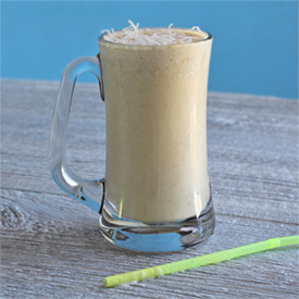 Piña Colada Smoothie Recipe