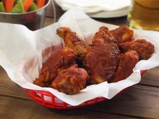 Crockpot Paleo BBQ Chicken Wings