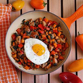 PaleoNewbie - Paleo Kitchen Sink Breakfast Hash