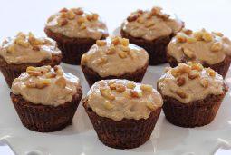 carrot cake cupcakes paleo recipe