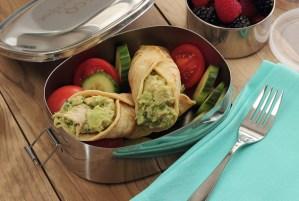 PaleoNewbie Paleo Tuna Avocado Tortilla Wraps Recipe