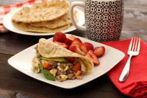 Plan ahead for easy grab and go paleo meals