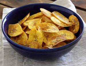 paleonewbie.com paleo plantain chips recipe