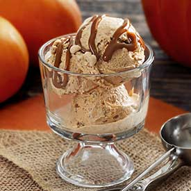 Pumpkin Pie Non-Diary Ice Cream Recipe