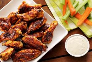 Paleo Newbie's Spicy and Sweet Chipotle-Honey Chicken Wings Recipe