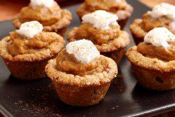paleo recipe for pumpkin pie cups
