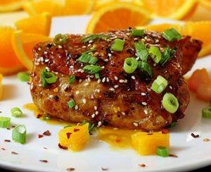 Delicious Asian Orange Chicken recipe from the paleonewbie.com website