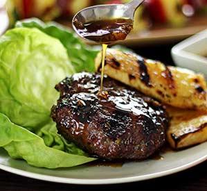 paleonewbie.com teriyaki burger easy recipe