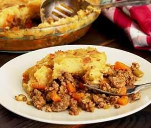 simple paleo recipe for shepherds pie