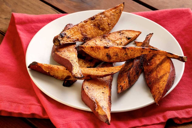 best paleo recipe for sweet potato wedges