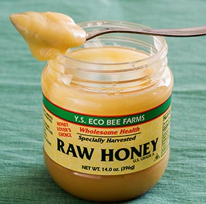 naturally crystalized honey for paleo candy recipe